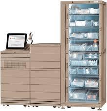 pyxis medstation es automated dispensing system bd