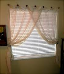 Walmart Curtain Rod Clips by Coffee Tables Different Ways To Hang Window Scarves How To Hang