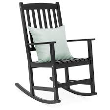 Best Choice Products Indoor Outdoor Traditional Wooden Rocking Chair  Furniture W/Slatted Seat And Backrest, Black Matts Outdoor Rocking Chair With Set Of 2 White Cushions Fniture Lounge Nursing Australia Ikea Glider Amazoncom Firstime Co 70079 Morissey Wireframe Us Army Fully Assembled Chair Hanover 3 Pc Oil Rubbed Bronze Bistro Ace Hdware 2432 41 Offleyden Finish Brass Wall Mounted Sopa Dish Black Soap Holder Box Kitchen Lavaory Bathroom Accsories In Homcapes 48210 Zinc Deco Hooks Small Mainstays Oilrubbed Ding Multiple Colors Oil Rubbed Bronze Refurbaddict Pop 68 Tree Lamp