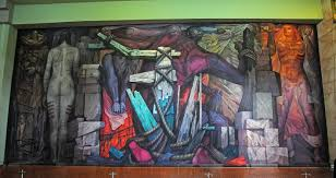 Jose Clemente Orozco Murales San Ildefonso by Liberacion