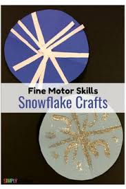 Snowflake Rhyme 819x1024 25 Winter And Christmas Crafts For Kids