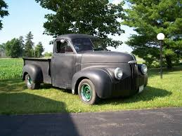 100 1947 Studebaker Truck Croneca MSeries Specs Photos Modification