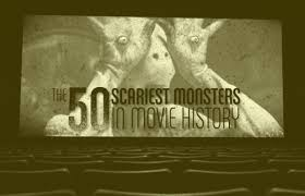 Halloween Havoc 1999 Incident by The 50 Scariest Monsters In Movie History Complex