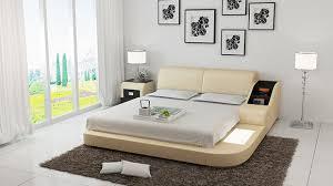 polster design luxus bett betten leder modernes schlafzimmer 140 160 180 lb8815