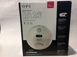 2017 opi dual cure led light professional led l gl902 free