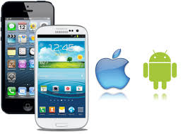 Android & IPhone Mobile Application