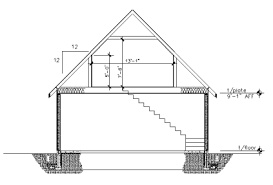 10x20 Shed Plans With Loft by 10 X 20 Gambrel Shed Plans Sinyu