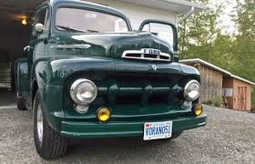 TomCarp » A Father's Old Ford Pickup Is Worth More Than The Sum Of ... 1951 Ford F1 Truck 100 Original Engine Transmission Tires Runs Chevy Truck Mirrors1951 Pickup A Man With Plan Hot Rod Ford Truck Mark Traffic Ford Mercury Classic Pickup Trucks 1948 1949 1950 1952 1953 Passenger Door Jka Parts Oc 3110x2073 Imgur Five Star Extra Cab Restore Followup Flathead Electrical Wiring Diagrams Restoration 4879 Fdtudorpickup Gallery 1951fdf1interior Network