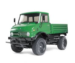 100 Mercedes Benz Truck Models 110 RC Unimog 406 CC01 RC OffRoad Others RC