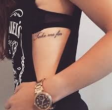 44 Beautiful And Inspiring Quote Tattoos Words Change Your Perspective Inspire You To Do Amazing Things