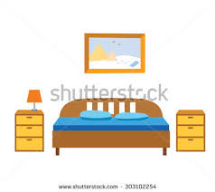 bedroom cartoons stock images royalty free images vectors
