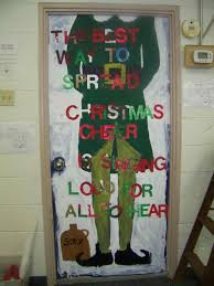 Funny Christmas Office Door Decorating Ideas by Halloween Office Door Decorating Contest Ideas Home Design