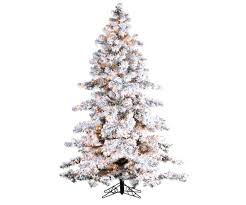 Pre Lit Flocked Artificial Christmas Trees by Artificial Christmas Trees Decorated Best Images Collections Hd