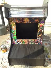 Mortal Kombat Arcade Cabinet Plans by You Can Build Your Very Own Arcade Cabinet For Legend Of Zelda
