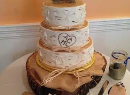 Rustic Wedding Cake Ideas New Cakes Autumn Unique