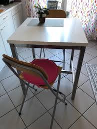 hochtisch küchentisch 75x75x88 cm kaufen auf ricardo