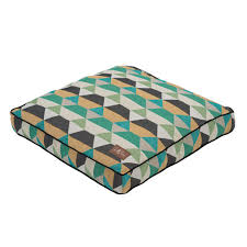 jax and bones origami pillow dog bed pear petswag