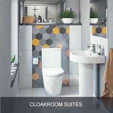 small cloakroom bathroom ideas victoriaplum