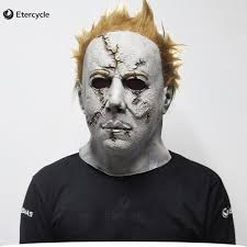 Who Plays Michael Myers In Halloween 5 by Aliexpress Com Buy Scary Michaelmyers Mask Horror