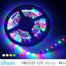 5m roll 3528 smd rgb led lighting diode ribbon l