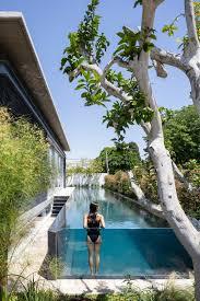 100 House And Home Pavillion Pavilion A Modernist Lap Pool By Pitsou Kedem IGNANT