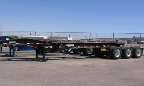 20 Foot Tri Axle Slider Container Chassis - ChassisKing.com