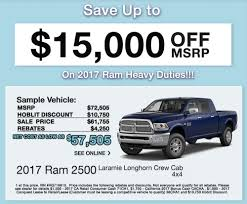 Hoblit Chrysler Jeep Dodge Ram SRT | New Chrysler, Dodge, Jeep, Ram ... Ram Truck Month Event 1500 Youtube Used 2017 Outdoorsman500 Rebate Internet Sale For Sale In Ram 2500 For In Paris Tx At James Hodge Motors Dodge Rebates And Incentives 2016 Lovely The 3500 Is Unique Prices Allnew 2019 Trucks Canada Hoblit Chrysler Jeep Srt New Deals Lease Offers Specials Denver Center 104th Sonju Browse Brands Most Recent Pickup Are On Lebanon Tennessee