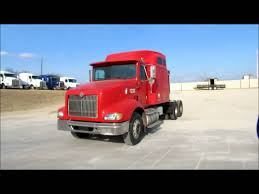 2001 International 9200i Semi Truck For Sale | Sold At Auction April ...