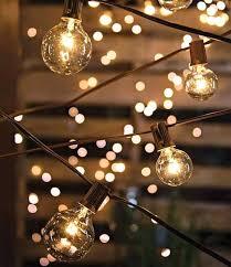 bulb outdoor string lights cheapest globe string lights