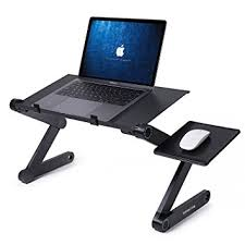 Amazon Portable Laptop Desks Stand for Bed & Sofa Table