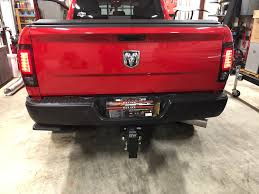 Dodge Ram OLED Taillights - Truck & Car Parts - 264369BK | RECON ...