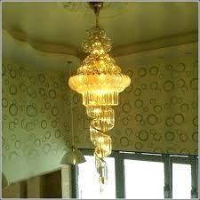 Handmade Chandelier Grand Fort Pure Copper 6