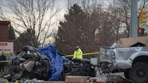 Driver Of Stolen Vehicle Kills Iowa Man, Daughter In Colorado Crash