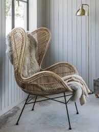siege en rotin des fauteuils design en rotin joli place fauteuil design