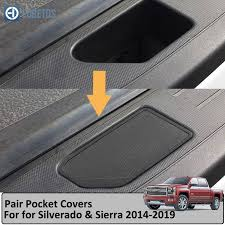 100 Chevy Truck Accessories 2014 US 245 31 OFF Bed Rail Stake Pocket Covers For Silverado GMC Sierra Stake Hole Plugs 2018 Pickup Odd Shaped Holes Cover Capsin