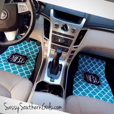 Quatrefoil Pattern Monogrammed Car Mats, New Driver Gift, Cute Car ... Vehemo 5pcs Black Universal Premium Foot Pad Waterproof Accsories General 4x4 Deep Design 4x4 Rubber Floor Mud Mats 2001 Dodge Ram Truck 23500 Allweather Car All Season Weathertech Digalfit Liners Free Shipping Low Price Inspirational For Trucks Picture Gallery Image Amazoncom Bdk Mt641bl Fit 4piece Metallic Custom Star West 1 Set Motor Trend All Weather Floor Mats For Trucks Vans Suvs Diy 3m Nomadstyle Page 10 Teambhp For Chevy Carviewsandreleasedatecom Toyota Camry 4pc Set Weather Tactical Mr Horsepower A37 Best