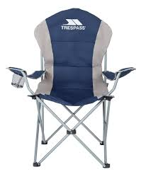 Trespass High Back Padded Camping Chair (8679828) | Argos Price ... Eureka Highback Recliner Camp Chair Djsboardshop Folding Camping Chairs Heavy Duty Luxury Padded High Back Director Kampa Xl Red For Sale Online Ebay Lweight Portable Low Eclipse Outdoor Llbean Mec Summit Relaxer With Green Carry Bag On Onbuy Top 10 Collection New Popular 2017 Headrest Sandy Beach From Camperite Leisure China El Indio