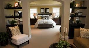 What is a good size for your retreat—the master bedroom