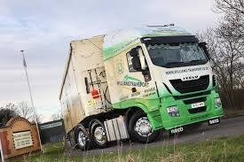 100 Iveco Truck Stralis HiWay S Impress At The Pumps