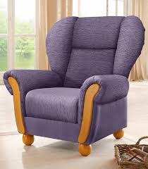 home affaire sessel hochlehner inklusive komfortablen federkerns kaufen otto