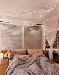 saela saela lichterketten im schlafzimmer wohnung