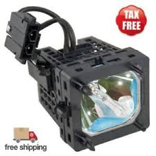 sony xl 5200 replacement l with housing oem lcd hd tv bulb rear