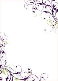 Free Ideas On Blank Wedding Invitation Templates