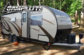 Camplite Ultra Lightweight Travel Trailers