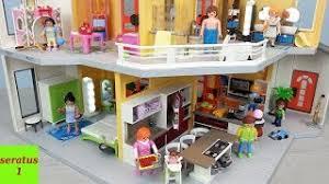 playmobil modernes wohnhaus 9266 komplett eingerichtet seratus1