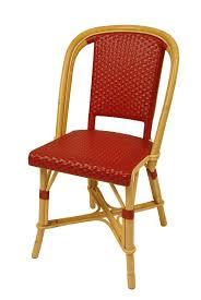 chaise bordeaux drucker bordeaux