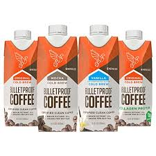 Bulletproof Coffee Cold Brew Help Promote Energy Without The Sugar Crash Ketogenic Diet 325 Reviews