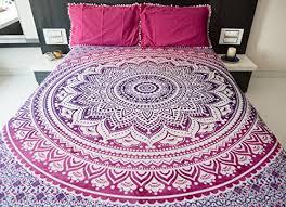 trippy bed set amazon com