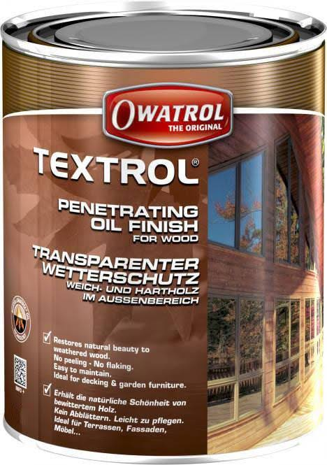 Owatrol Textrol Penetrating Oil Finish
