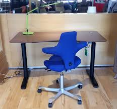 Jesper Office Adjustable Desk by The Sit Stand Revolution The Century House Madison Wi